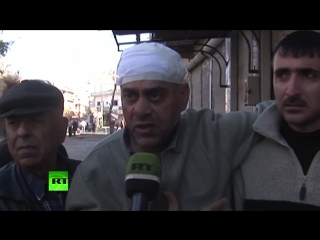 Жители Хомса рассказали RT о тройном теракте в центре города