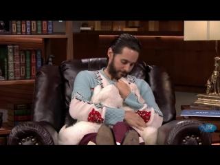 Джаред Лето и щенячья викторина [1.08.2016]   Шоу Джимми Фэллона