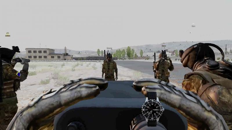 Arma 3 realwar инструктаж Отряда INSANYTI