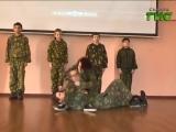 В Самаре прошел смотр военно-патриотических клубов