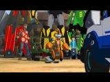 Трансформеры. Роботы в маскировке. S01E02 Пилот часть 2