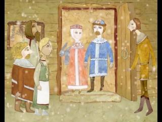 Сказание о Петре и Февронии. Православный мультфильм