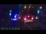 Дорожный хаос после смертельного ДТП с сыном Никаса Сафронова запечатлен на видео