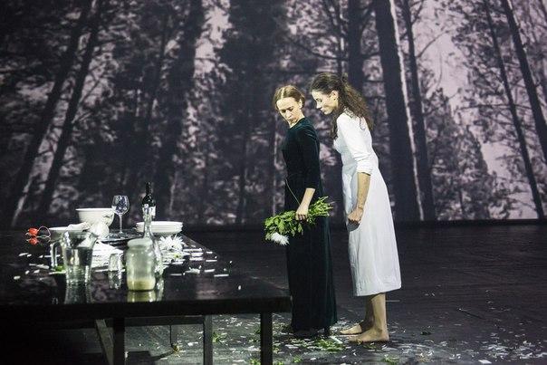 Основная сцена Александринского театра