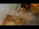 The Lion King 1994 Animation Movie - Stars Matthew Broderick, Jeremy Irons, James Earl Jones