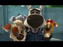 Белка и Стрелка: Озорная семейка 90 серия - Кто тут главный