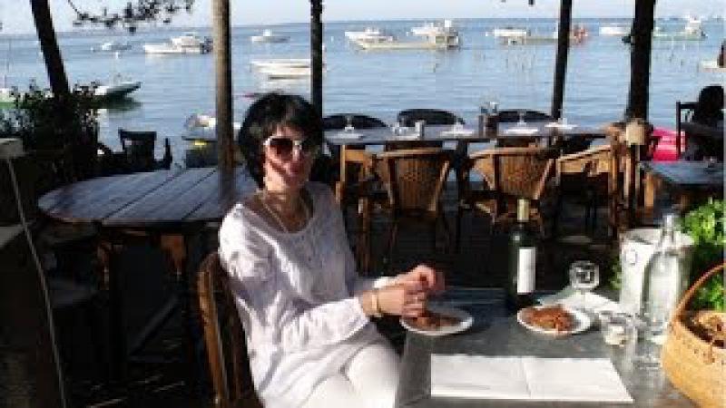 Прогулка к морю: любимая скамейка с видом на лагуну Аркашон. VLOG: из личного
