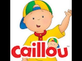 Caillou Italiano - Compilazione 1