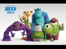 Университет монстров / Monsters University 2013 Русский Трейлер