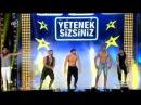 Tek başına 4 kişiyi taşıdı! Yetenek Sizsiniz Türkiye 31 ekim