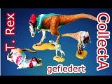 CollectA : 2014 / 2015 / NEUHEITEN 2016: T. Rex gefiedert / alle Variationen - # Review 33 (german)