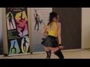 Dance Star Festival 13 03 16, Гоу Гоу Профи, Крутилкина Ника