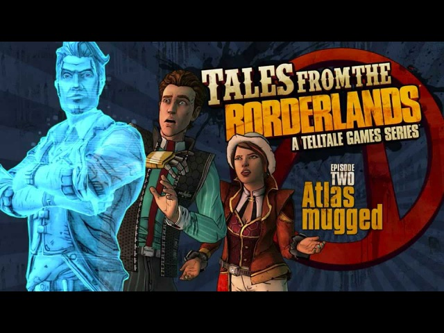 Tales From The Borderlands Episode 2 introcredit song (Kiss the sky)