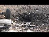 Донбасс сегодня (#11) Микроавтобус Взрыв (районами Донецка)