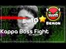 Geometry Dash DEMON Kappa Boss Fight by Jeyzor