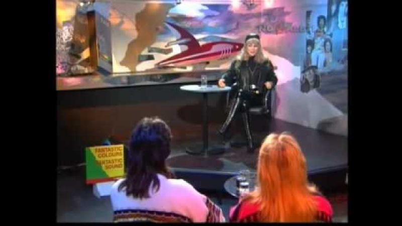 Акулы пера ТВ6 1995 Маша Распутина