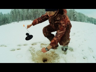 Зимние жерлицы - MaxFishing №37