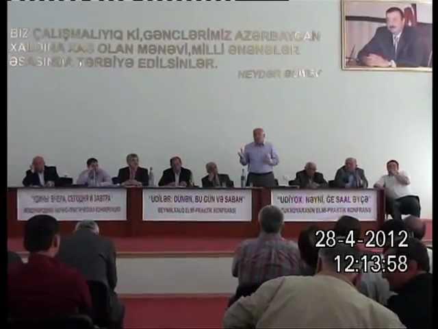 Программа социального развития удинского села Нидж.mp4