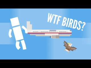 Why Can't You Fly?