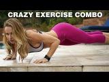 5 Minute Workout #58 - Crazy Exercise Combo AMRAP