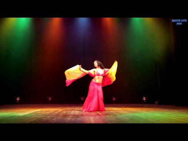 Leila Mamat @ Dance Life in Minsk 2016