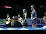 Российские фигуристки заняли весь пьедестал почёта на Чемпионате Европы в Братиславе.