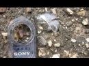 Ремонт аквабокса Sony SPK-AS1, замена линзы.