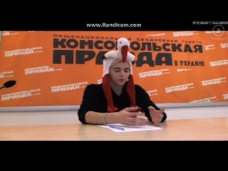 Онлайн-конференция с Костей Бочаровым. Кукуруза і собака (екстрііім)