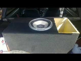 Rear-Loading Horn или РУПОР на sony Xplod
