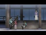 Hakuouki / Сказание о демонах сакуры - 1 сезон 8 серия