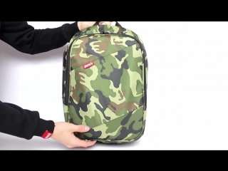 Рюкзак PUNCH - Camo Обзор