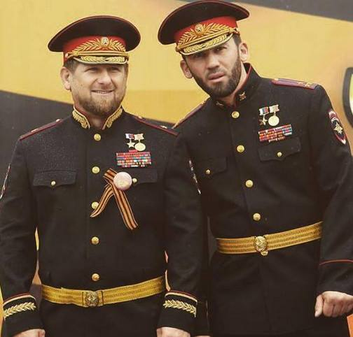"""Кадыров назвал драку в воинской части в Чечне """"бытовой"""" - Цензор.НЕТ 6901"""