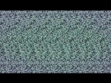 Young Rival - Black Is Good Official (Autostereogram Video)