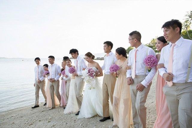 gi99bsF UJo - Свадьба Клемента и Клаудии (30 фото)