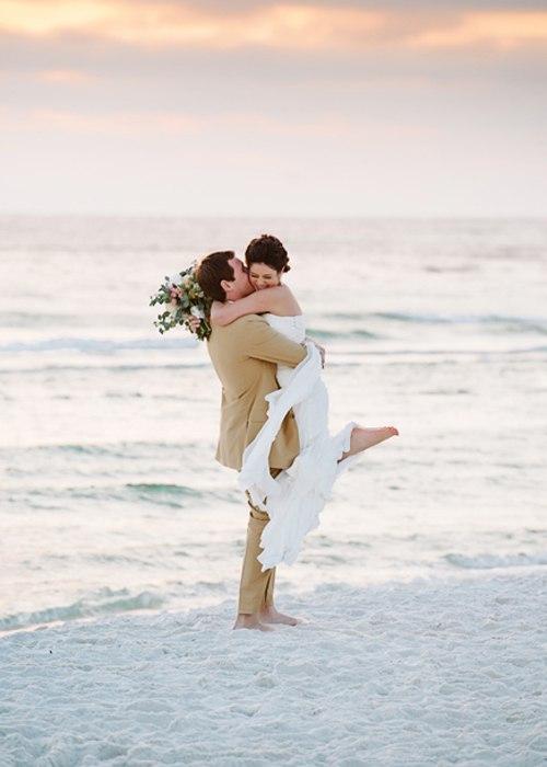 TwUuhSP dqk - Платье невесты для тематической свадьбы на пляже (8 фото)