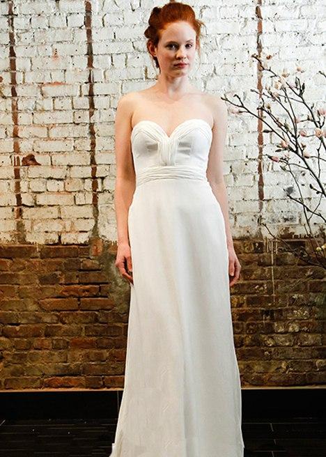 23L0W6VT Wo - Платье невесты для тематической свадьбы на пляже (8 фото)