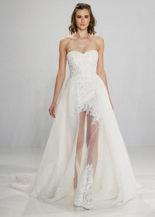 FjOiViftuZ0 - Платье невесты для тематической свадьбы на пляже (8 фото)