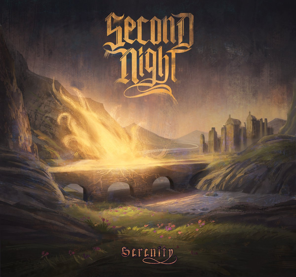 Second Night - Serenity [EP] (2016)