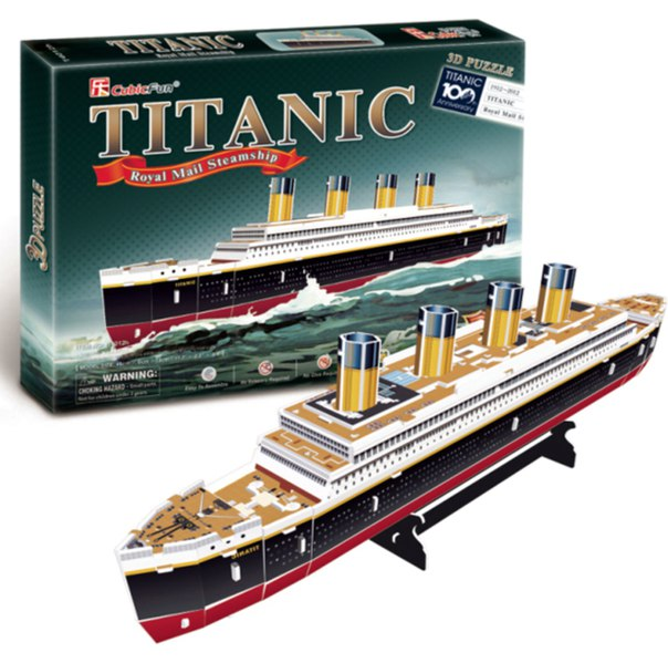3D модель Титаника! Слабо собрать?)  http://ru.aliexpress.com/store/product/T0423-3D-Puzzles-Titanic-ship-DIY-Paper-Model-kids-Creative-gifts-Children-Educational-toys-Ordinary-version/1500332_32239992380.html?detailNewVersion=&categoryId=2629&storeId=1500332