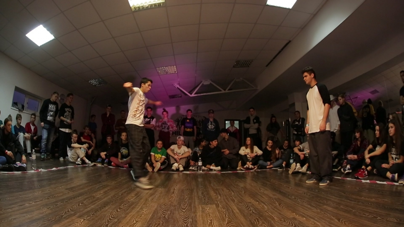 PoppinPanda vs NoName |Time4Battle Round II| Popping 14|
