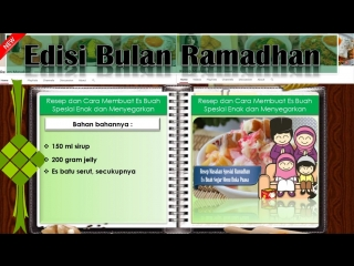 Resep Spesial Ramadhan Es Buah Segar Menu Buka Puasa