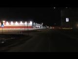 Team Alphard Russia - Ваз 2114 Громкий Фронт с растояния 400 метров!