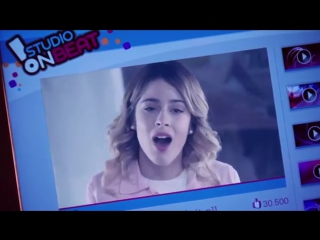 Виолетта 3 - Леон смотрит видео Вилу под песню Underneath It All - серия 43 - 1467234742620