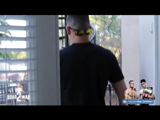 Road 2 War || Episode 8 || Nate Diaz: UFC 202 || Las Vegas