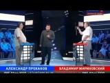 Владимир Соловьев жёстко осадил сторонника царька