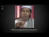 Подросток, читающий Коран за решеткой. Якуб Нафис _ Хиджаб™