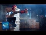 Marvel's Captain America - 'Civil War Hero Gear' T.V. Spot