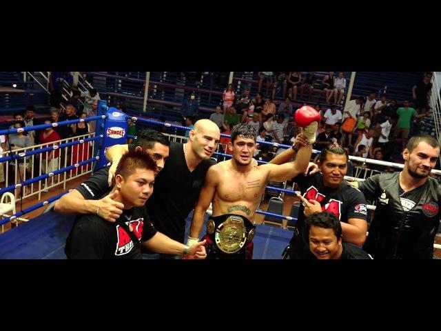 First two years highlight of AKA Thailand - Mike Swick - Luke Rockhold - Mark Hunt - Soa Palelei
