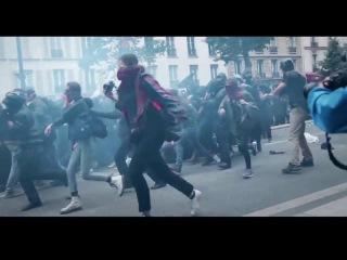 Рев разгневанной Франции (три месяца протестов)