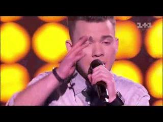 The Voice Ukraine 2016 The Battle La La La - Naughty Boy
